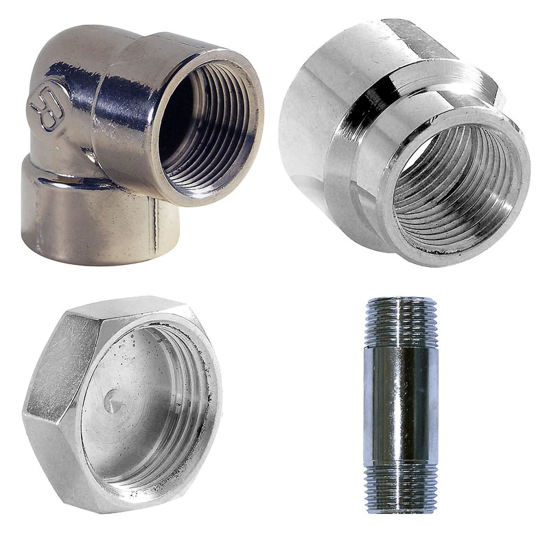 Forkromet Fittings