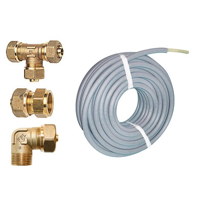 Pex fittings & rør
